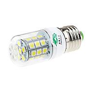 zweihnder e27 3w 350lm 6500K 30 x SMD 5050 llevó la lámpara de luz de maíz de luz blanca (CA 220V)
