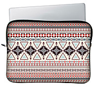 "Huado® 13""15""H65887 Bohemian Geometric Shapes Pattern Laptop Case"