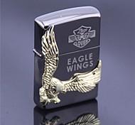 zorro alta qualidade querosene bronze estilo águia mais leve