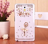 LUXURY Diamond Ballerina Girl Back Cover Case for Samsung Galaxy Note 3 N9006