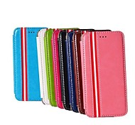 The European Style Leather Case with Stand Hold for iPhone 6(Assorted Colors)