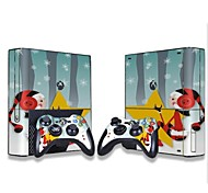 Xbox 360 Console Protective Sticker Cover Skin Controller Skin Sticker