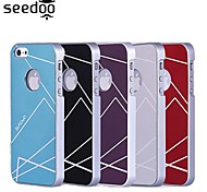 Seedoo Apple Sanded Shell Ultra-Thin Metal Case iPhone 5s