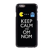 Keep Calm Design Aluminum Hard Case for iPhone 6 Plus