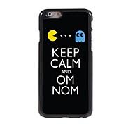 Keep Calm Design Aluminum Hard Case for iPhone 6 Plus