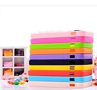 caso bonito padrão de silicone doces de chocolate para iphone 6 (cores sortidas)