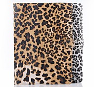 9.7 Inch Two Folding Pattern Leopard Print PU Leather for iPad Air 2(Assorted Colors)