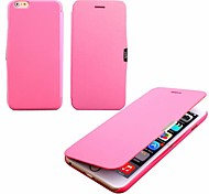 KARZEA™Frosted Design Magnetic Buckle Full Body Case with Stylus+Protective Film for iPhone 6  (Assorted Colors)