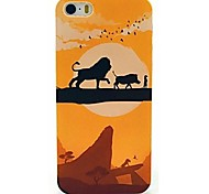 Ice Age Pattern Case for iPhone 6