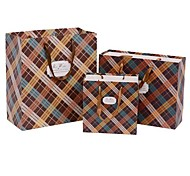 Lureme Fashion Stripe Pattern  Gift Bag(Random Color)(1 Pc)