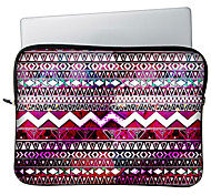 "Huado® 13""15""H65885 Bohemian Tribal Stripe Pattern Laptop Sleeve Case"