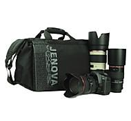 "Jenova 91274 Nyolon Waterproof One-Shoulder Camera Bag for SLR/12"" Laptop"