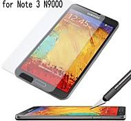 anti-rayures ultra-mince protection d'écran en verre trempé pour Samsung Galaxy Note N9000 3