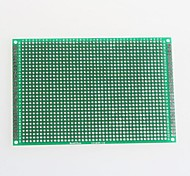 Double-Sided Glass Fibre PCB Prototype Board for Arduino (8 x 12cm)