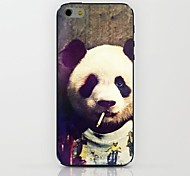 Smoking Panda Pattern hard Case for iPhone 6