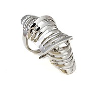 Alloy Fashion Ring(Color Random,Number of Random)