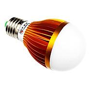Bombillas Globo Zhishunjia E26/E27 12 W 24 SMD 5630 1000 lm LM 6000K K Blanco Natural AC 85-265 V