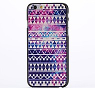 china styly bosseleringpatroon pc harde case voor iPhone 6