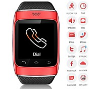 ZGPAX S12 Wearable Smartwatch Camera Media Message Control/Hands-Free Calls/Pedometer for Android/iOS