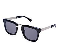 100% UV400 Rectangle PC Fashion Sunglasses