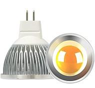 Focos Regulable / Decorativa ON A60 GU5.3 4.0 W COB 500 LM Blanco Cálido DC 12 V 2 piezas