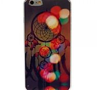 Dreamcatcher & Light Spot Pattern TPU Protective Case for iPhone 6 Plus
