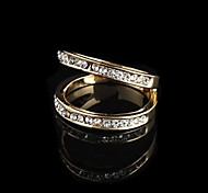 Diamond Fashion Ring(Color  Random)