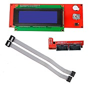 Robatale Reprap Smart Controller Reprap Ramps 1.4 2004 LCD Controller for 3D Printer