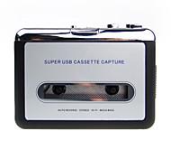 Super USB de captura de cassette y de cinta a MP3 Converter (plug and play)
