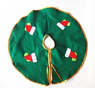 Christmas Tree Skirt Decoration Socks Diameter 50CM