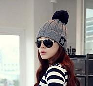 Women Knitwear Ski Hat , Cute Winter
