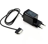 2a eu stekker usb muur ac lader met usb-kabel voor Samsung Galaxy Tab P5100 p7510 p7500 p6200 p1000 P3100