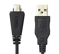 câble de la caméra pour Sony DSC-TX66 TX10 TX20 TX55 TX100 WX7 WX9 [100cm]