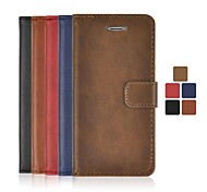 Angibabe Retro Matte PU Wallet Leather Case with Card Slot for iPhone 6 Case 4.7 inch