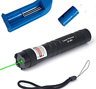 LT-HJA881 Green Laser Pointer (5MW, 532nm, 1x16340, Black)