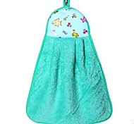 Suspensibility Lovely Soft Hand Towels (Random Color)