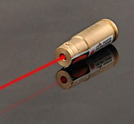 lt-9mm kalibratie rode laser pointer (2 MW, 650nm, 4xag13, kaki)