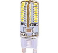 3W G9 LED-maïslampen T 64 SMD 3014 360 lm Koel wit AC 100-240 V