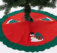 90 centímetros avental árvore Natal de Papai Noel (cores sortidas)