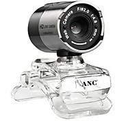 Aoni Langmo 12 webcam megapixel con microfono incorporato