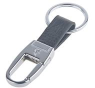 High Quality Fashion Style Steel Car Keychain
