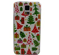 Christmas Gift Plastic Hard Back Cover for Samsung Galaxy Note 4