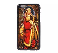 Christmas  Pattern Metal   Soft Cover for iPhone 6