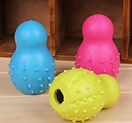 Dogs / Cats Toys Chew Toy Rubber
