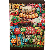 7.9inch Mushroom Pattern Tablet Cases for ipad mini/mini2