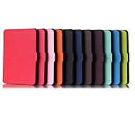 6 Inch PU Leather Case for Amazon NEW Kindle (2014)  (Assorted Colors)