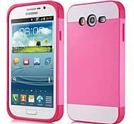 Hybrid Rugged Impact Combo Protective Hard Back Cover   for Samsung Galaxy Grand DUOS I9082 (Assorted Colors)