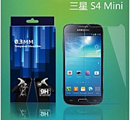 0.33mm Ultra Clear LCD Screen Guard Protector Cover Film for Samsung S4 mini