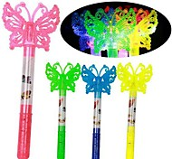 Large Butterfly New Flash Stick(Colors Random)