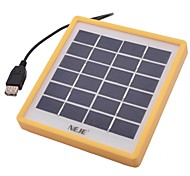 NEJE Portable Outdoor Solar Charging Panel for Phone